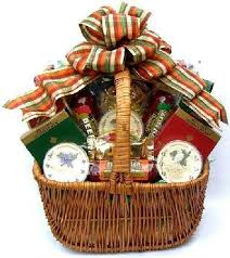 thanksgiving gift baskets sausage cheese and crackers gift basket in regular or