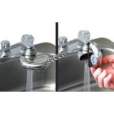 Faucet Mounted Eyewash Station Eyepod Faucet Mounted Eyewash With Anti Scald Valve Ansi Z358 1