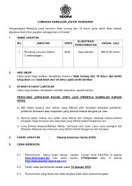 Resume Sample Untuk Kerja Kerajaan by Format Resume Memohon Kerja Kerajaan Contegri Com