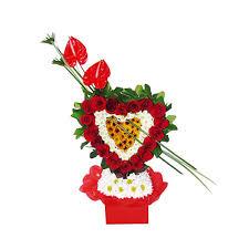 imagenes para enamorar con flores amr091 arreglo floral para enamorar estatus floristería