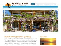 jervis bay accommodation paradise beach apartments