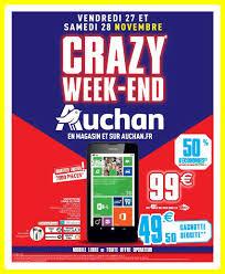 Lave Linge Sechant Auchan by Black Friday Auchan Du 27 Au 30 Novembre 2015 04 03