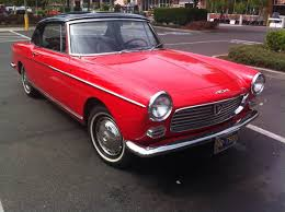 peugeot 404 coupe curbside classic peugeot 404 cabrio u2013 my heart throb spotted in