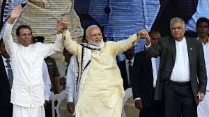 sri lankan l pm narendra modi s visit a grand success says sri lanka minister