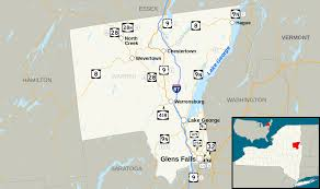 Washington New York Map by List Of Highways In Warren County New York Wikipedia