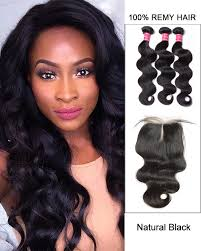 long black hair with part in the middle middle part lace closure natural black curly wave virgin hair lace