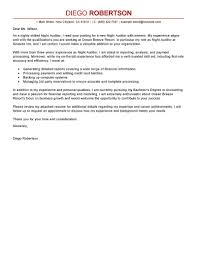 auditor cover letter no experience