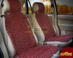 car chair covers car seat cushion covers wood bead beaded chair