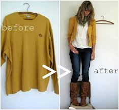 wonderful ideas for refashion your sweater d i y