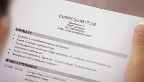 what type of paper should a resume be printed on career trend