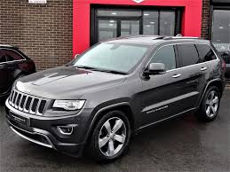 overland jeep grand cherokee used 2014 jeep grand cherokee v6 crd overland for sale in west