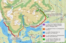 Camino Frances Map by 5 Dreamy Treks Haggis And Hamburgers