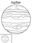 uranus planet coloring free printable coloring pages