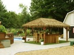 Tiki Hut Paradise 78 Best Tiki Huts And Bars Images On Pinterest Swim Up Bar Tiki
