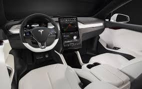 Tesla Interior Model S Customized Tesla Model S Interior Recondition Batteries