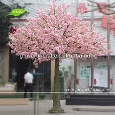 bls026 gnw 14ft plastic pink wedding garden decoration artificial
