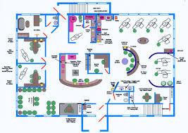 building drawing tools design element u2014 office layout plan