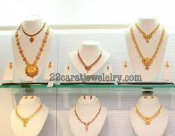 earrings in grt 22 carat gold grt antique necklace sets gallery jewellery designs