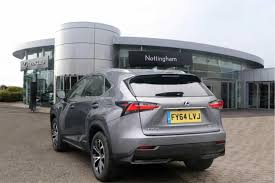 lexus nx 300h for sale lexus nx 4x4 300h 2 5 f sport 5d cvt for sale parkers