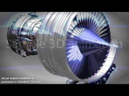 pratt whitney pt6a turboprop turbine animation youtube pratt whitney 3d animated engine youtube