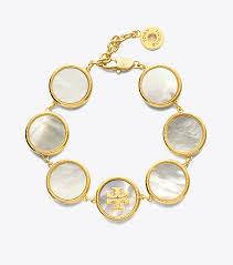 multi bracelet images Tory burch semiprecious multi bracelet women 39 s view all jewelry
