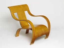 Simple Armchair Furniture At The V U0026a Domus