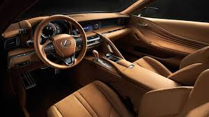 lexus lc list price lexus lc 500 interior 360º youtube