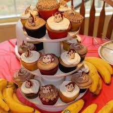 curious george cupcakes curious george 1st birthday party kids party space