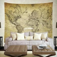 Map Wall Decor by Wall Ideas World Map Wall Decor World Map Wall Decor India