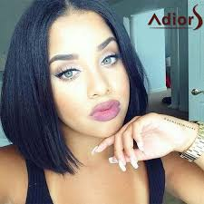 short haircuts hair parted in middle 68 best bob hairstyles images on pinterest hair dos hair cut