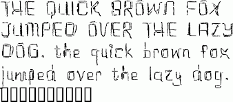etch a sketch free font download