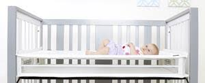 Crib Mattress Frame Baby Trend Launches The Respiro Crib Mattress With 100