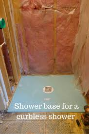 Walk In Shower Designs For Small Bathrooms by Best 25 Roll In Showers Ideas On Pinterest Wheelchair