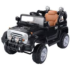 electric jeep amazon com costzon 12v mp3 kids ride on truck jeep car rc remote