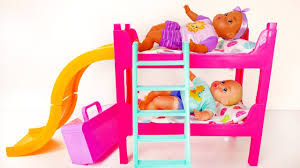 Baby Bunk Bed Baby Doll Bunk Bed Playset For
