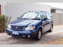 2003 kia carnival ls for sale 5 000 automatic people mover