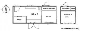 tiny house on wheels floor plans simple and interesting it will