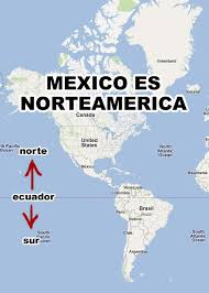 south america map equator where does america begin the complete mesoamerica and more