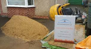 Sand Cement Mix For Patio Laying A Patio How To Lay Paving Slabs For A Patio And Make Sure
