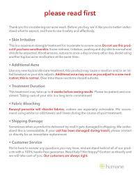 How To Take Hair Color Off Skin Amazon Com Humane Benzoyl Peroxide 10 Acne Treatment Body U0026 Face