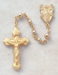 catholic rosary online gold sterling rosary online catholic store