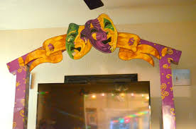 mardi gras home decor diy mardi gras home decor with trading company