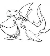 animal race car coloring pages fun coloring pages sharks to