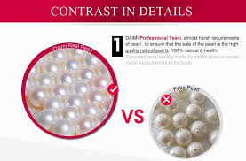 aliexpress pearl necklace images Daimi pearl pendant necklace for girl 925 silver 6 7mm natural jpg
