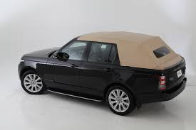 2013 range rover gets chopped to a convertible autoevolution