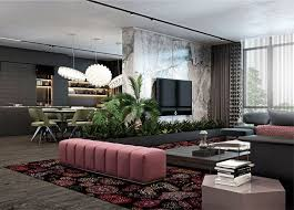 Best Luxury Home Decor Images On Pinterest Architecture - Luxury apartment design