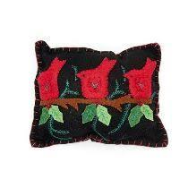 Christmas Pillows Pottery Barn Pottery Barn Inspired Poinsettia Christmas Pillow Pottery Barn