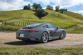 porsche carrera back porsche 911 carrera s gains 30 hp with optional kit photo u0026 image