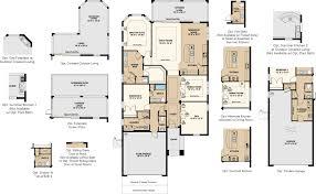 naples floor plan home for sale 8822 vaccaro court naples fl 34119 taylor morrison