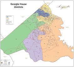 Georgia State Parks Map by Map Information Augusta Ga Official Website